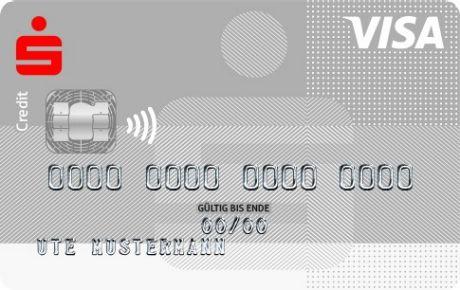Visa Kreditkarte Sicherheitscode